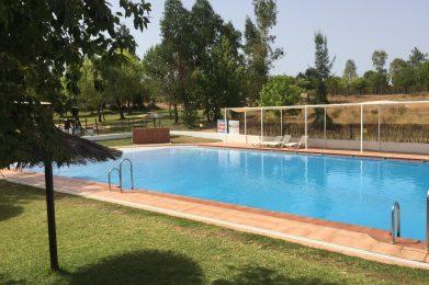 piscina vacia